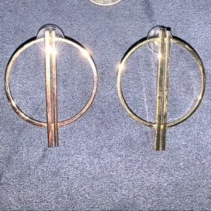 🌻 Sugarfix by BaubleBar Glamorous Gold earrings